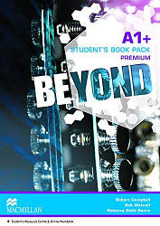 Beyond A1+ Student's Book Premium Pack