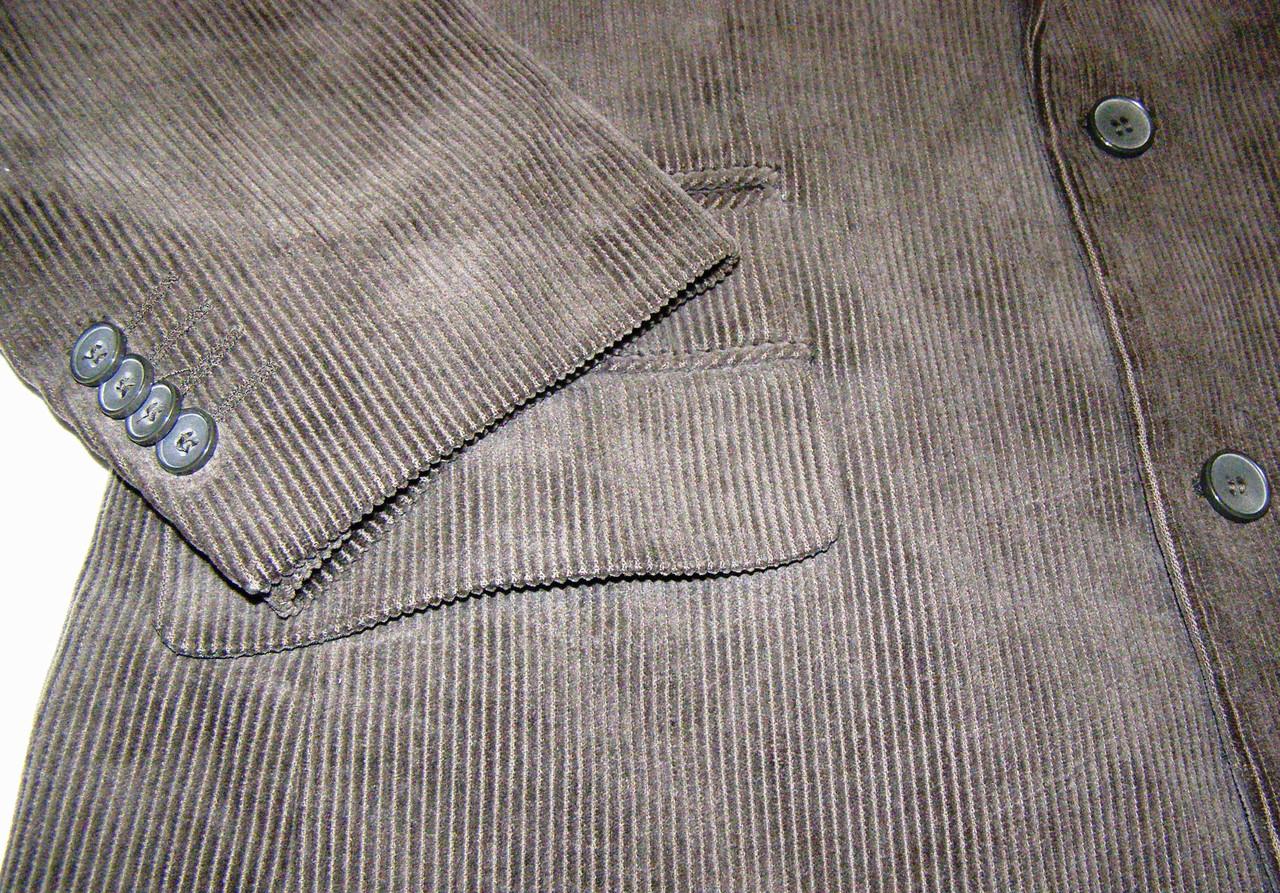 Пиджак BATISTINI вельвет (50)