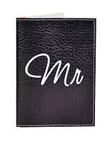 Обложка на паспорт Mr & Mrs, фото 1