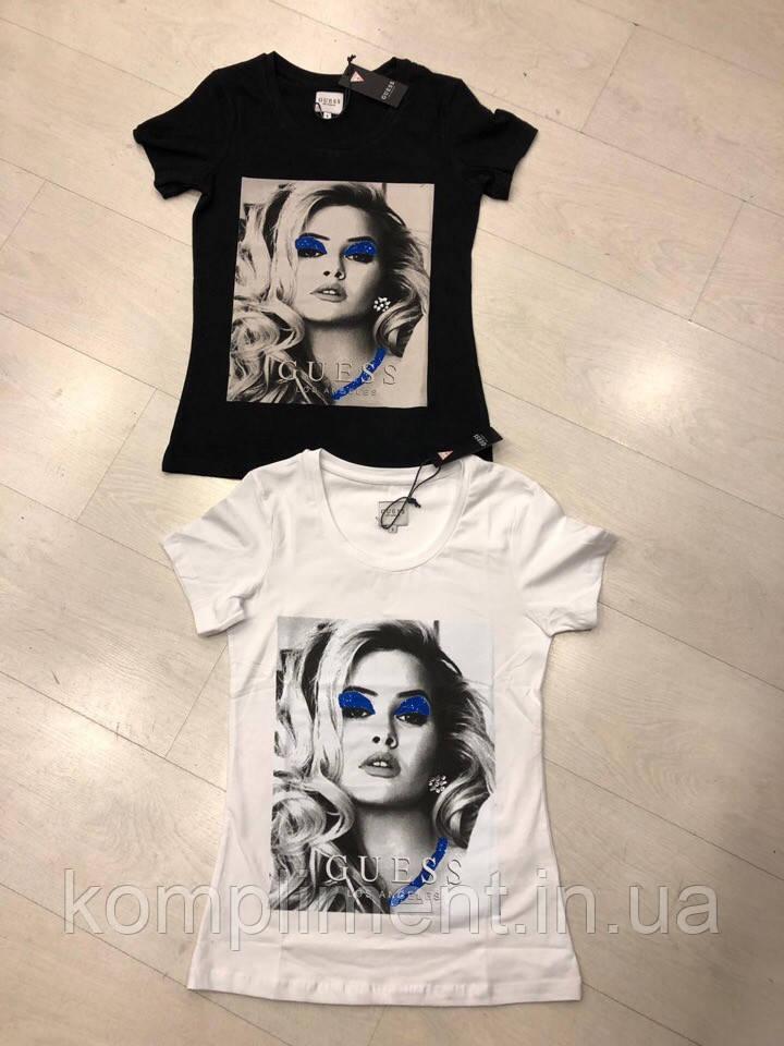 Модна річна жіноча турецька футболка FL 1008