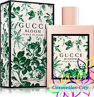 Женская парфюмированная вода Gucci Bloom Acqua Di Fiori,100 мл
