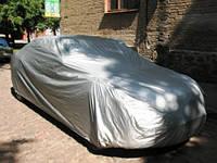 Тент автом. CC13402 XXL серый с подкладкой PEVA+Non PP Cotton/ 572х203х120 к.з