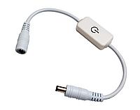Диммер для светодиодных лент, модулей Touch-6A белый