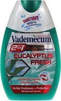 Vademecum Эвкалипт зубная паста 2-в-1, 75 мл