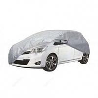 Тент автом. HC13403 2XL Hatchback серый Peva+non Woven 432х165х125 к.з/м.в.дв/м.б.