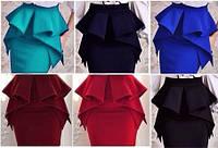 """Женская стильная юбка """"Лоран"""", фото 1"""
