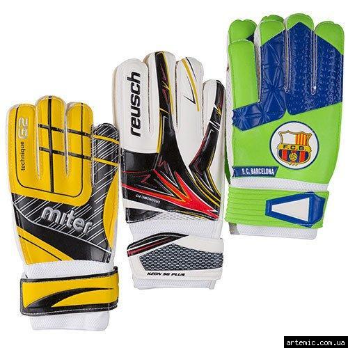 Вратарские перчатки Latex Foam, размер 7