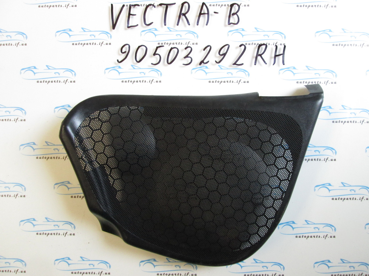 Накладка динамика Вектра Б, opel Vectra B 90503292 правая перед