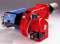 Газовые модуляционные горелки Unigas P 61 MD ( 800 кВт )
