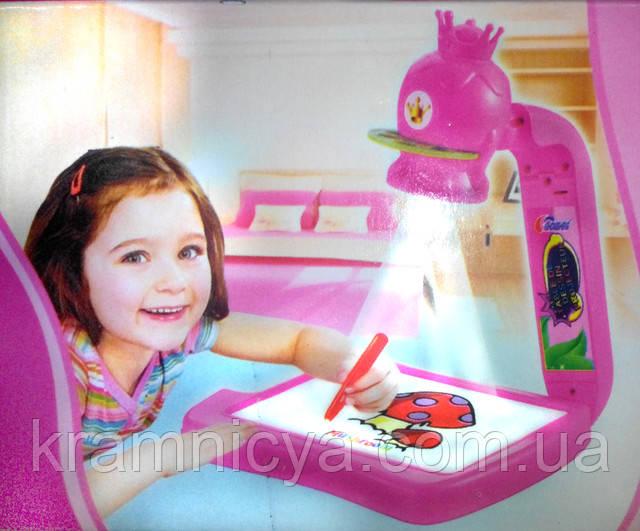Купить проектор детский с фломастерами в интернет-магазине Крамниця Творчості