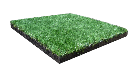 Резиновая плитка-трава декоративная (40/20 мм)