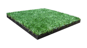 Резиновая плитка-трава PuzzleGym Sport 500х500 мм (20 мм ворс)