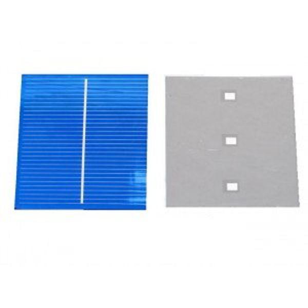 AXIOMA energy Солнечный элемент 78х78мм КПД 16%. монокристаллический, AXIOMA energy