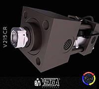 Гидроцилиндр VEGA V215CR, Гидроцилиндры ISO высокого давления  с соединительными тяговыми штангами  V215CR