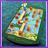 Игра-головоломка Переправа | ThinkFun River Crossing 76349, фото 1