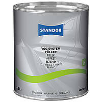 Универсальный грунт-наполнитель Standox VOC System Filler U7540, белый (3.5л)