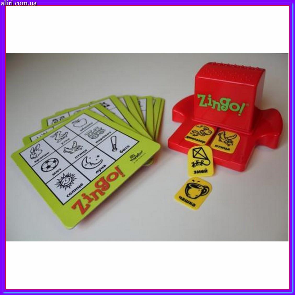 Игра-головоломка Зинго | ThinkFun Zingo 7700