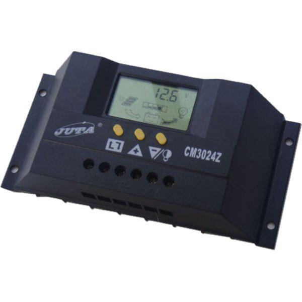 JUTA Контроллер 30А 12В/24В (Модель-CM3024Z), JUTA