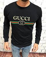 Мужской батник Gucci, фото 1