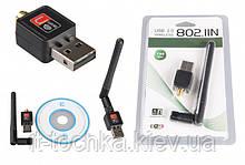 Беспроводной адаптер wifi wireless adapter usb 802.11n/g/b