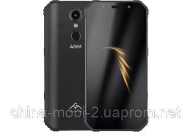 Смартфон AGM A9 IP68 3 32GB Black + JBL headset