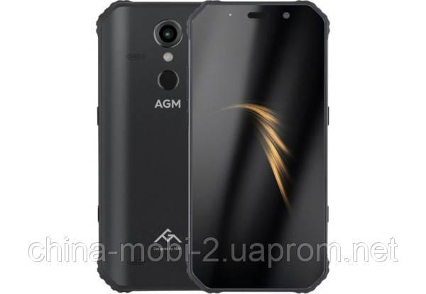 Смартфон AGM A9 IP68 4 64GB Black + JBL headset