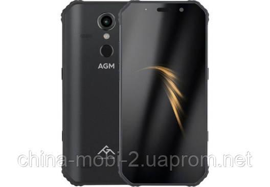 Смартфон AGM A9 IP68 4 64GB Black + JBL headset, фото 2
