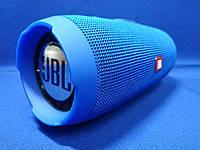 Колонка JBL Charge 3 Cиний + Обзор!