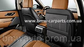 Кожаная сумка на спинку сидения Land Rover Leather Case Storage