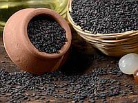Семена чёрного кунжута в/с, 250 г