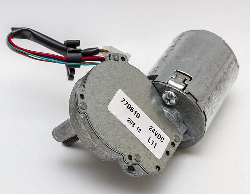 Мотор-редуктор для приводов FAAC 525, 530, 531, D600 серий, 7706105