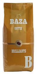 Зерновой свежий кофе 100% арабика) Brilliants ТМ Baza