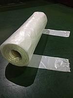 Пакет майка 22 (6+6)х40 на рулоне (на шпуле)