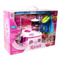 """Кухонный набор """"Baby Kitchen"""" (плита, посудка, продукты) A306"""