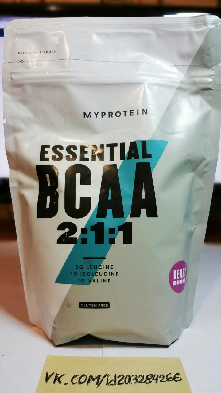 MyProtein BCAA 500г