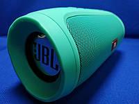 JBL Charge 3 Беспроводная колонка Бирюзовая(15 Вт)  + Обзор!, фото 1