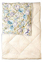 Одеяло пуховое Billerbeck 155х215 90% пуха (800г) кассетное Billerbeck, фото 1