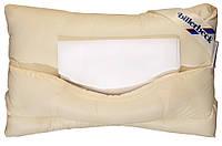 Подушка Комфорт+наволочка, ортопедическая, Billerbeck 40х60