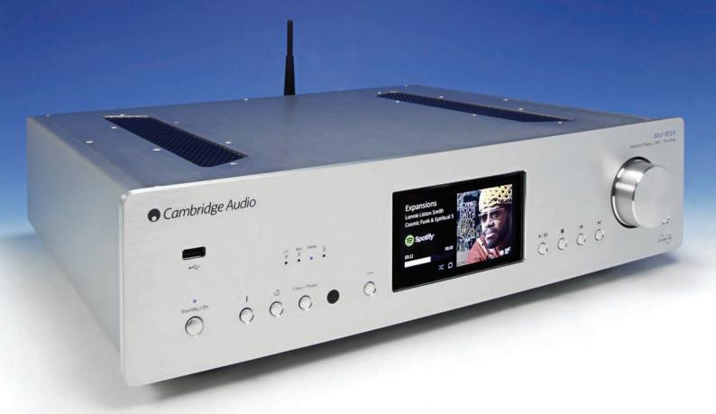 Cambridge Audio Azur 851N остается лучшим сетевым плеером в своем классе