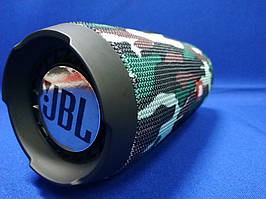 JBL Charge 3 Военная камуфляж Колонка блютуз