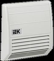 Фильтр c защитным кожухом 97x97мм для вент-ра 21 м3/час IEK (YCE-EF-021-55)