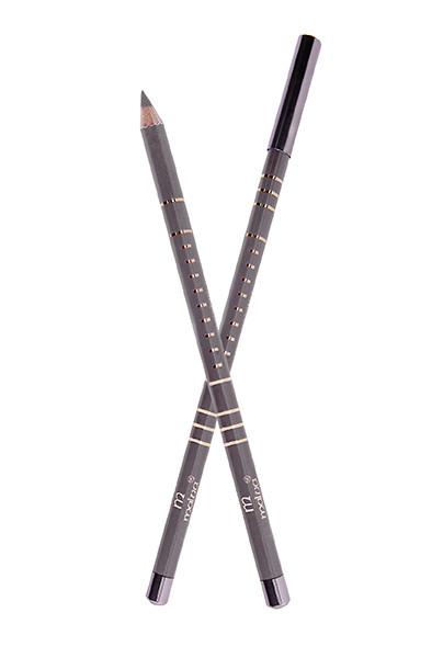 Олівець дерев'яний для очей Malva №11 Grey
