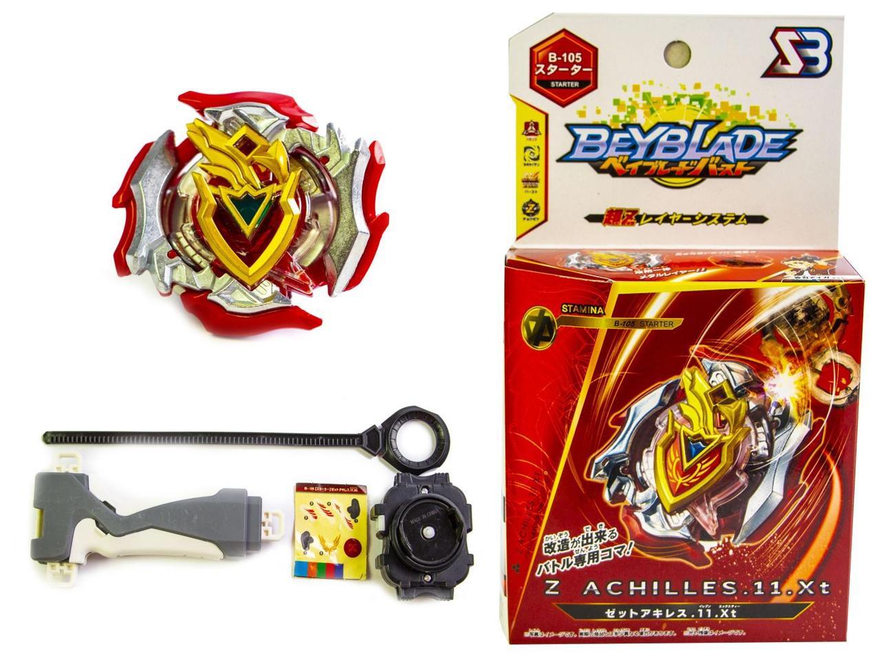 Beyblade (Бейблейд) Z Achilles B-105