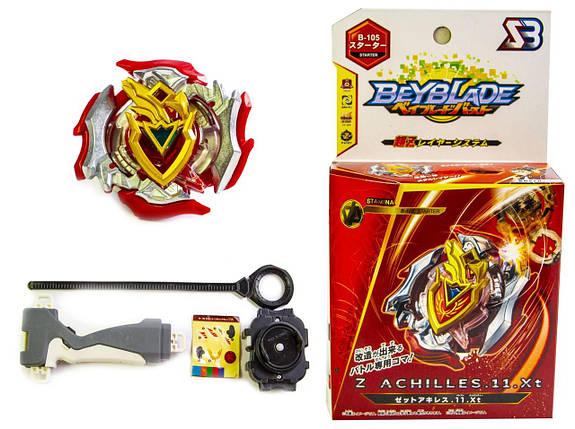 Beyblade (Бейблейд) Z Achilles B-105, фото 2