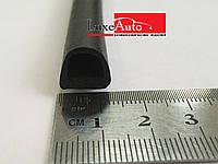 Уплотнители для стальных дверей РГ-141 (10х12) УЭТ