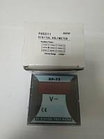 Вольтметр щитової DP-72V GAV 452