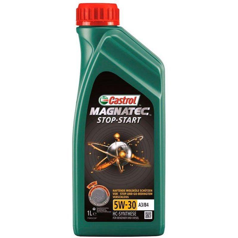 Масло моторное Castrol Magnatec Stop-Start 5W-30 А3 / В4 1л