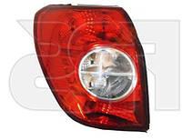 Фонарь задний Chevrolet Captiva 06-11 левый  1702 F1-P