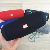 Портативная Bluetooth-колонка JBL Charge 3 Черная