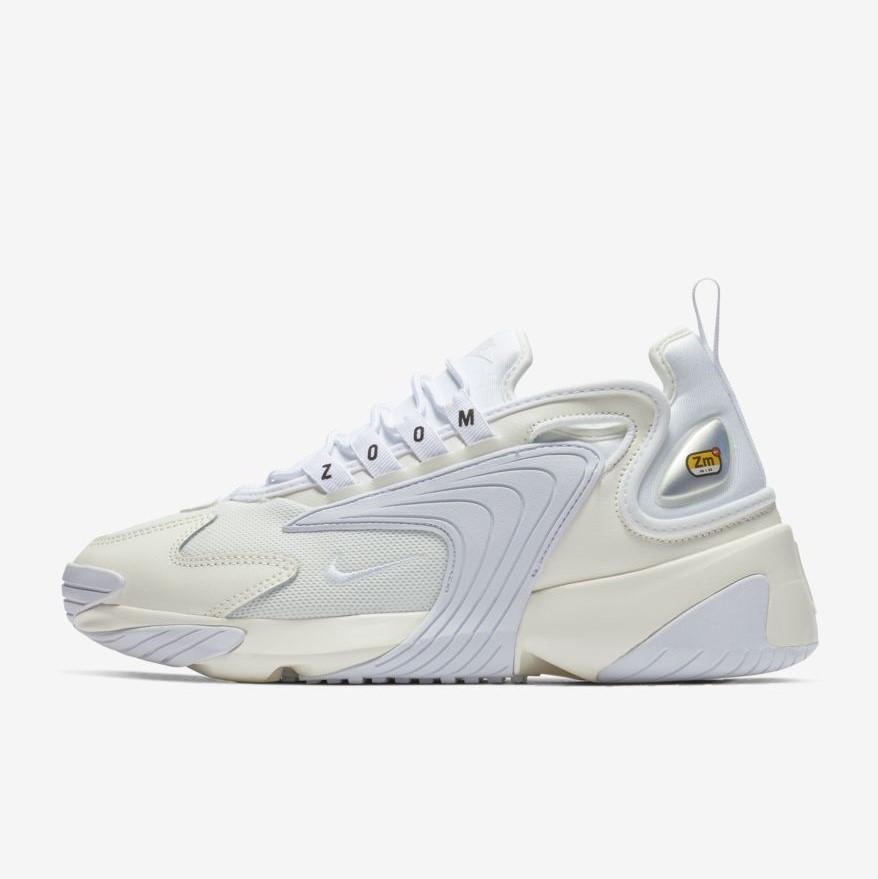 "Кроссовки Nike Zoom 2K ""Белые"""